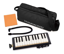 Hammond Melodica Pro-24B Bass Electric / Acoustic