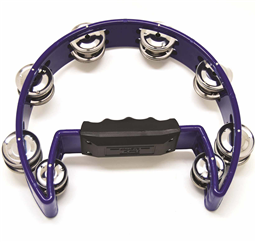 Tambourine - Df102 Purple - 16 Bels Model