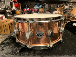 DW Snare Drum Copper 3mm 14x6,5