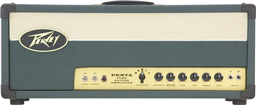 Peavey Penta Tube Guitar Amp Head-Green