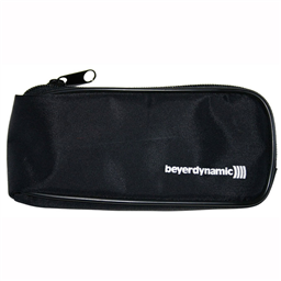 "Beyerdynamic Zipperbag For Microphones (Small) Approx. 150 X 70 Mm (6.00"" X 2.60"