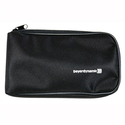 Beyerdynamic Zipperbag For Microphones (Medium) Approx.220 X 110 Mm (8.90 X 4.60